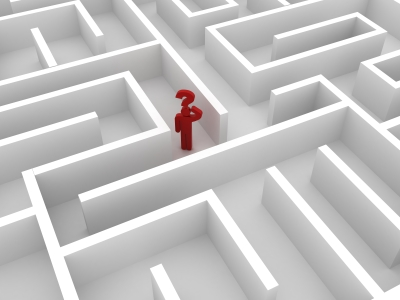 small business maze of confusion
